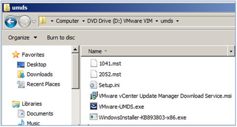 Part II - Update Manager Download Service (UMDS) Installation and Configuration Guide (1/6)