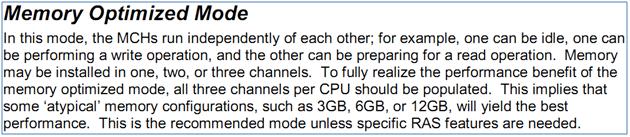 vSphere 5 Best Practices: Dell PowerEdge R710 BIOS (1/6)
