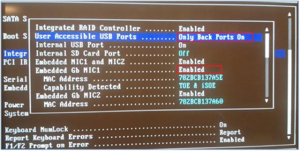 vSphere 5 Best Practices: Dell PowerEdge R710 BIOS   VirtuallyMikeBrown