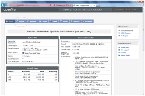 Esxi   Iso Image For Systems Without Software Iscsi Configured