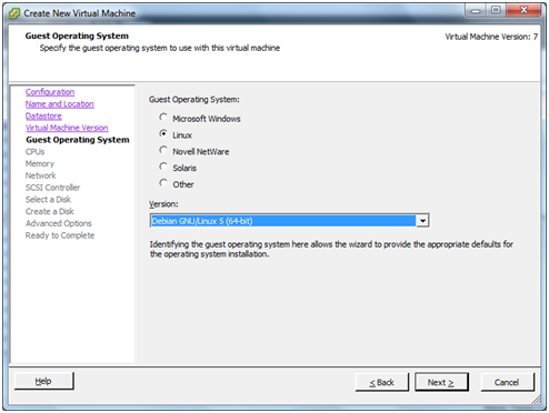How to Configure LUN Masking with Openfiler 2.99 and ESXi 4.1 (3/6)