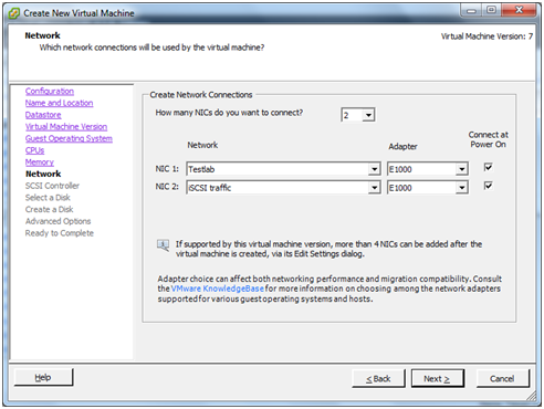 How to Configure LUN Masking with Openfiler 2.99 and ESXi 4.1 (4/6)