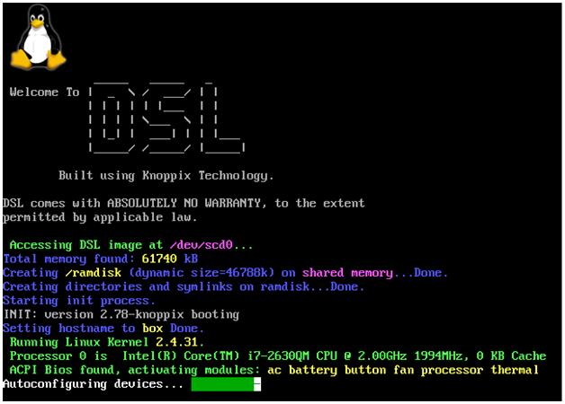 A Small Virtual Machine for a Test Lab (3/6)
