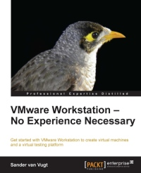 Book Cover: VMware Workstation - No Experience Necessary